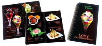Fiore-menu